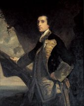 Joshua Reynolds Admiral Rodney about 1761