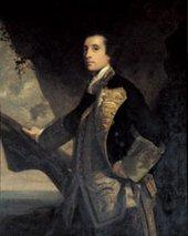 Joshua Reynolds Admiral Rodney about 1761