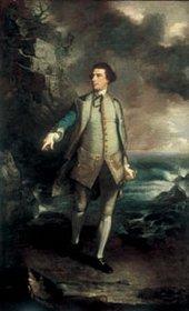 Joshua Reynolds Augustus, 1st Viscount Keppel 1752–3