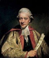 Joshua Reynolds Charles Burney 1781