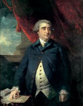 Joshua Reynolds Charles James Fox 1782-3