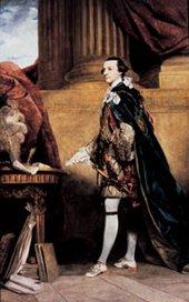 Joshua Reynolds Charles Watson Wentworth, 2nd Marquess of Rockingham 1766-8