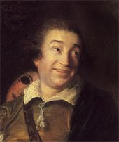 Joshua Reynolds David Garrick as 'Kitely' 1767