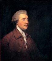 Joshua Reynolds Edmund Burke 1774