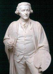 John Foley Sir Joshua Reynolds, P.R.A. finished