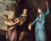 Joshua Reynolds Garrick Between Tragedy and Comedy 1760–1
