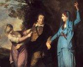Joshua Reynolds Garrick Between Tragedy and Comedy 1760–1