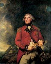 Joshua Reynolds George Augustus Eliott, Lord Heathfield 1787
