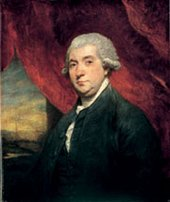 Joshua Reynolds James Boswell 1785