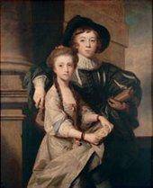 Joshua Reynolds John Joshua and Elizabeth Proby 1765