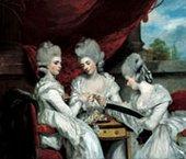 Joshua Reynolds The Ladies Waldegrave 1780-1