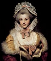 Joshua Reynolds Lavinia, Countess Spencer 1781–2