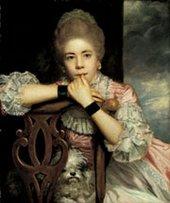 Joshua Reynolds Mrs Abington as 'Miss Prue' 1771