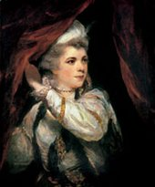 Joshua Reynolds Mrs Abington as 'Roxalana' 1782–3