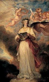 Joshua Reynolds Mrs Billington 1789