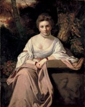 Joshua Reynolds Nelly O'Brien about 1762–4