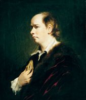 Joshua Reynolds Oliver Goldsmith 1772