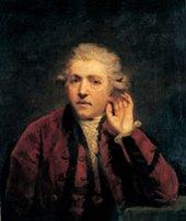 Joshua Reynolds Self Portrait 1775