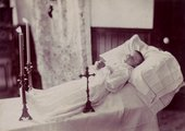 R.J. Fittell Post-mortem photograph c.1890