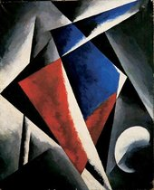 Lyubov Popova Construction 1920