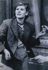 Roger Mayne  Girl Jiving in Southam Street 1957