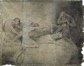 George Romney Prometheus Bound 1779-1780