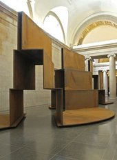 Room 12: Millbank Steps 2004 Installation shot at Tate