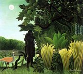 Henri Rousseau The Snake Charmer