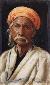 Rudolf Swoboda, Bakshiram 1886