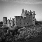 John Piper, Photograph of a ruin possibly near St Govan's Head, Pembrokeshire c.1930s-1980s