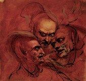 John Runciman The Three Witches circa 1767-1768
