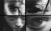 Stills from Sadie Benning's Living Inside, 1989
