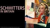 Kurt Schwitters Tate exhibition banner