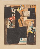 Kurt Schwitters Ohne Titel (This is to Certify that)