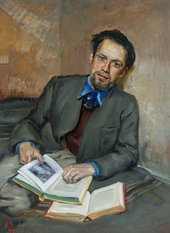 Kurt Schwitters Untitled (Portrait of Fred Uhlman), 1940 Hatton Gallery: Great North Museum, Newcastle upon Tyne