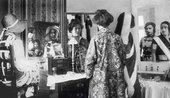 Vivan Sundaram Bourgeois Family: Mirror Frieze 2001