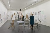 Turner Prize 2013 - David Shrigley installation