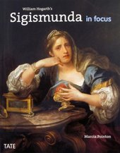 Cover of the book accompanying the display on Hogarth's Sigismunda, Tate Britain 200