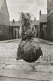 Sirkka-Liisa Konttinen, Girl on a Spacehopper (Byker), 1971, printed 2012