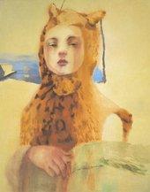 Jesse Leroy Smith Leopard 2006 Oil on canvas