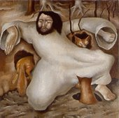 Stanley Spencer The Foxes Have Holes 1939
