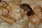 Stanley Spencer Self-Portait with Patricia Preece 1936