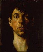 Stanley Spencer Self Portrait 1914