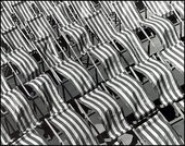 Richard Thomson Deckchairs revolt in Eastbourne How We Are Now at Tate Britain 2007