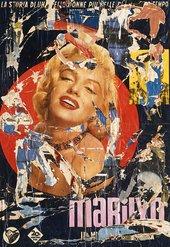 Mimmo Rotella, Marilyn Monroe 1963