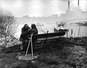 Still from Andrei Tarkovsky's Stalker 1979
