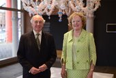 David and Jenny Tate, Legacy Ambassadors