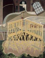 Paul Nash, Northern Adventure, 1929