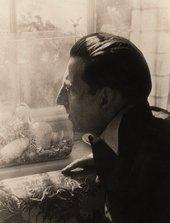 Paul Nash at New House, Rye, 1932