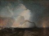 J.M.W. Turner, Staffa, Fingal's Cave, 1831–2
